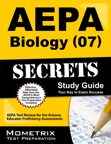 9781609710736: AEPA Biology (07) Secrets, Study Guide: AEPA Test Review for the Arizona Educator Proficiency Assessments