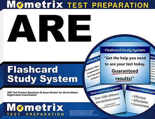 9781609712020: ARE Flashcard Study System: ARE Test Practice Questions & Exam Review for the Architect Registration Examination (Cards)