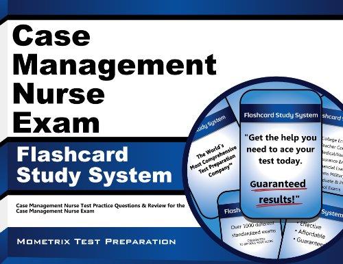 9781609712426: Case Management Nurse Exam Flashcard Study System: Case Management Nurse Test Practice Questions & Review for the Case Management Nurse Exam (Cards)