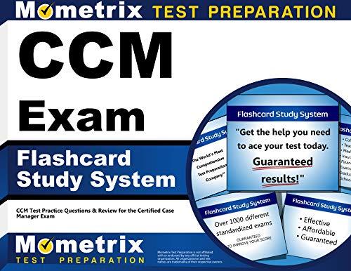 9781609712617: CCM Exam Flashcard Study System: CCM Test Practice ...