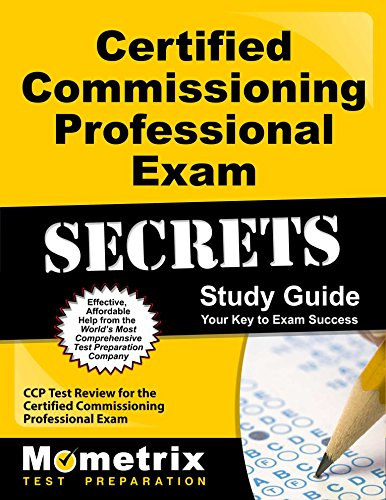 9781609712686: Certified Commissioning Professional Exam Secrets Study Guide: CCP Test Review for the Certified Commissioning Professional Exam