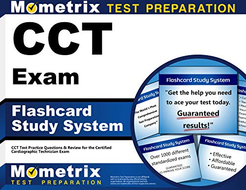 9781609712778: CCT Exam Flashcard Study System: CCT Test Practice Questions & Review for the Certified Cardiographic Technician Exam (Cards)