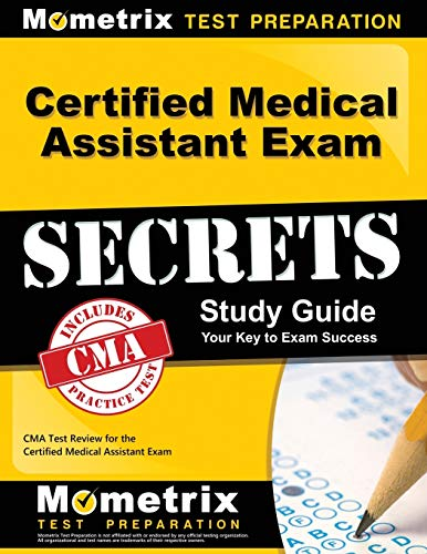9781609713089: Certified Medical Assistant Exam Secrets Study Guide: CMA Test Review for the Certified Medical Assistant Exam