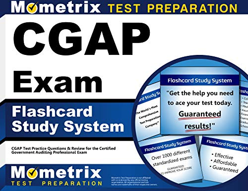 CGAP Exam Flashcard Study System: CGAP Test Practice Questions & Review for the Certified ...