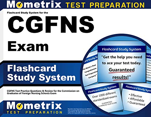 9781609713317: Flashcard Study System for the CGFNS Exam: CGFNS Test Practice Questions & Review for the Commission on Graduates of Foreign Nursing Schools Exam (Cards)