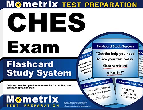 9781609713355: CHES Exam Flashcard Study System: CHES Test Practice Questions & Review for the Certified Health Education Specialist Exam (Cards)