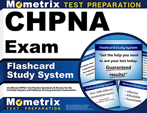CHPNA Exam Flashcard Study System: Unofficial CHPNA Test Practice Questions & Review for the ...