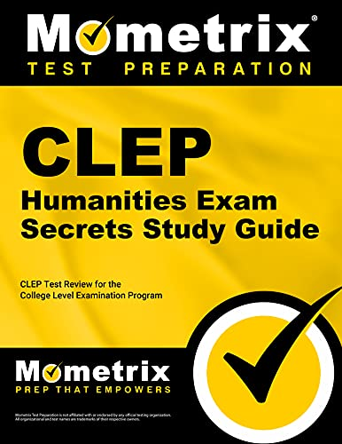 9781609713782: CLEP Humanities Exam Secrets Study Guide: CLEP Test Review for the College Level Examination Program