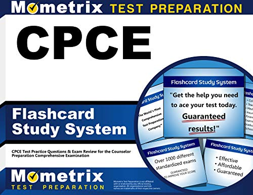 9781609714840: CPCE Flashcard Study System: CPCE Test Practice Questions & Exam Review for the Counselor Preparation Comprehensive Examination (Cards)