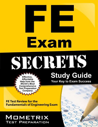 9781609716882: FE Exam Secrets Study Guide: FE Test Review for the Fundamentals of Engineering Exam