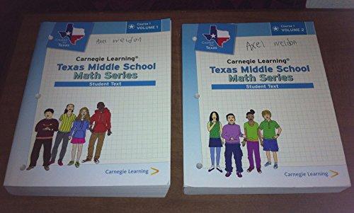 Carnegie Learning Texas Middle School Math Series: Carnegie Learning
