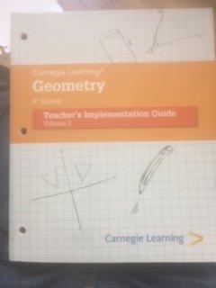 Carnegie Learning Geometry - Teacher Implementation Guide