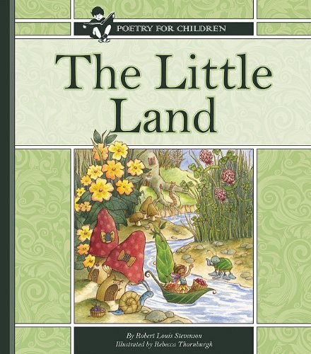 9781609731533: The Little Land (Poetry for Children)
