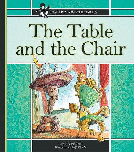 9781609731564: The Table and the Chair (Poetry for Children)