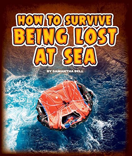 9781609731595: How to Survive Being Lost at Sea (Survival Guides)