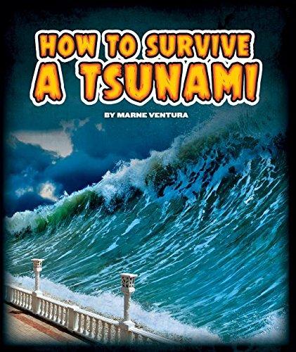 How to Survive a Tsunami (Hardcover): Marne Ventura