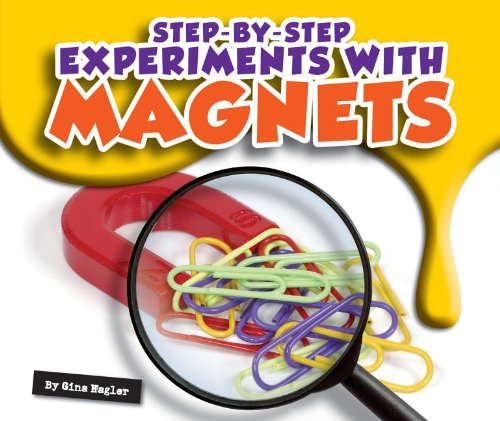 9781609735890: Step-By-Step Experiments with Magnets