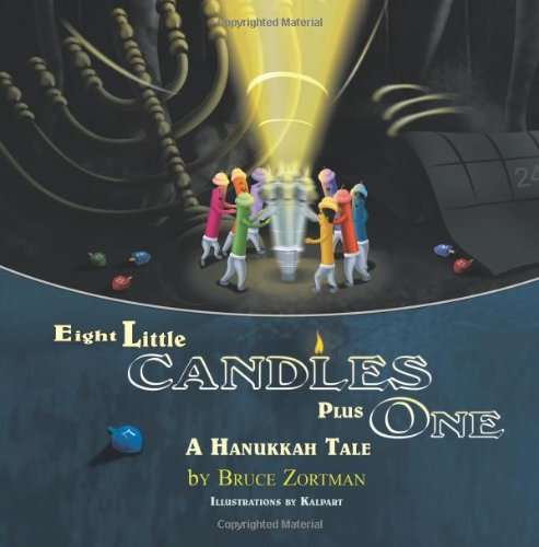 9781609769055: Eight Little Candles Plus One: A Hanukkah Tale