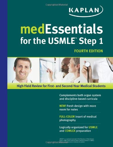 9781609780265: medEssentials for the USMLE Step 1