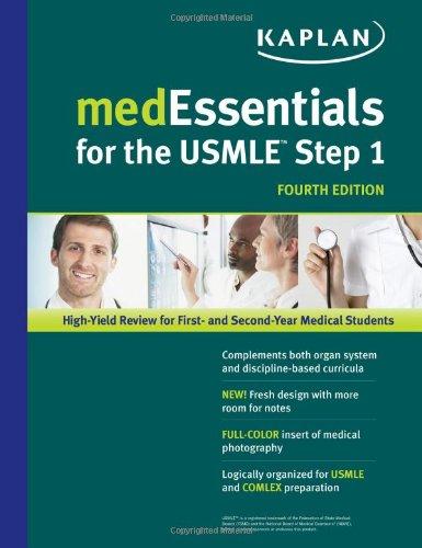 9781609780265: medEssentials for the USMLE Step 1 (USMLE Prep)