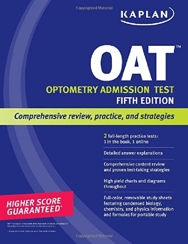 Kaplan OAT (Kaplan Test Prep): Kaplan