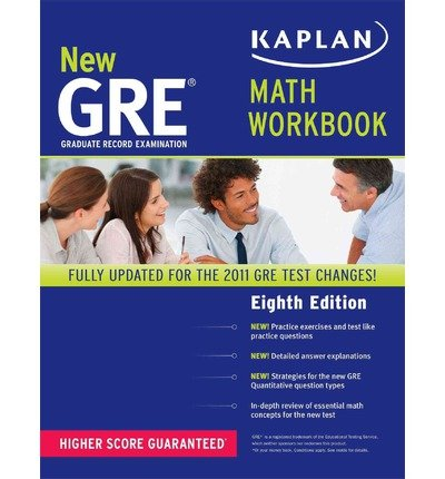 9781609783044: New GRE Math Workbook ( Kaplan)