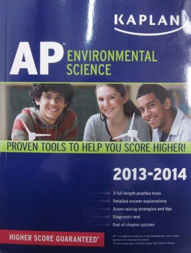 Kaplan AP Environmental Science 2013-2014 (Kaplan AP: Freudenrich, Craig C,