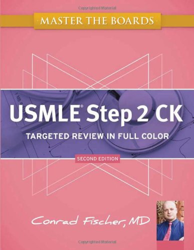 9781609787608: Master the Boards USMLE Step 2 CK, 2nd Edition
