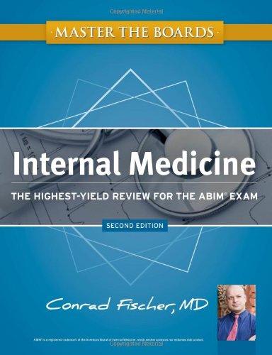 9781609788803: Kaplan Medical Master the Boards: Internal Medicine