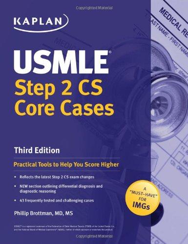 9781609788896: USMLE Step 2 CS Core Cases