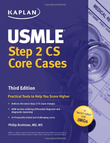 9781609788896: USMLE Step 2 CS Core Cases