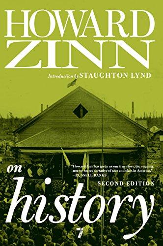 9781609801328: Howard Zinn on History