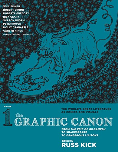 The Graphic Canon, Vol. 1 Format: Trade Paper