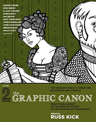 The Graphic Canon: Kick, Russ