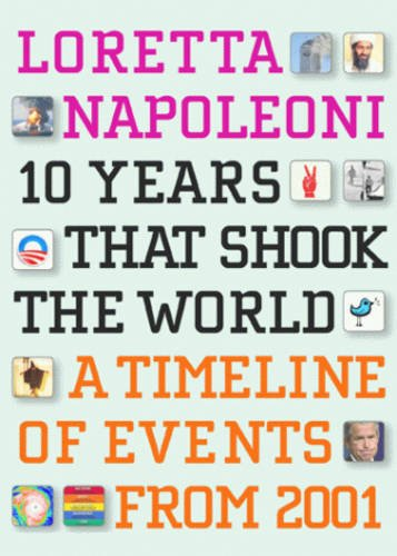9781609804121: 10 Years That Shook The World: A Timeline of Events From 2001