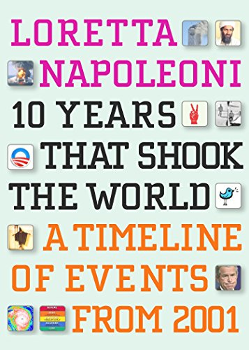 9781609804138: 10 Years That Shook the World: A Timeline of Events from 2001