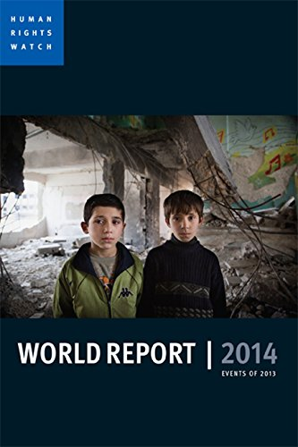 9781609805555: World Report 2014: Events of 2013 (Human Rights Watch World Report)