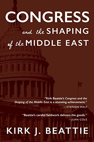 9781609805616: Congress and the Shaping of the Middle East
