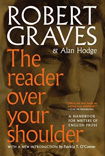 The Reader Over Your Shoulder: A Handbook: Hodge, Alan,Graves, Robert