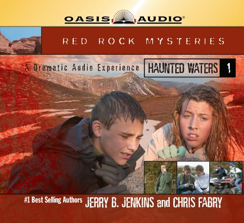 9781609810610: Haunted Waters (Library Edition): A Dramatic Audio Experience (Red Rock Mysteries)