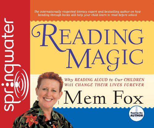 9781609810986: Reading Magic (Library Edition): Why Reading Aloud to Our Children Will Change Their Lives