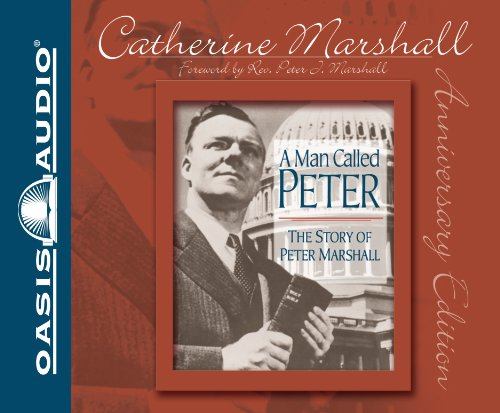 9781609811273: A Man Called Peter (Library Edition): The Story of Peter Marshall