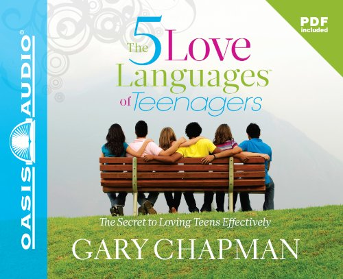 9781609811396: The 5 Love Languages of Teenagers: Library Edition: PDF Included