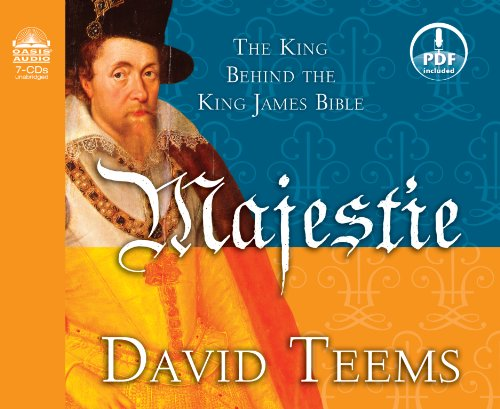 9781609811853: Majestie (Library Edition): The King Behind the King James Bible