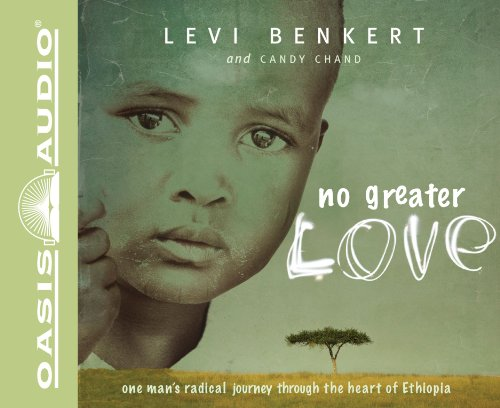 No Greater Love: Library Edition: Benkert, Levi/ Chand, Candy
