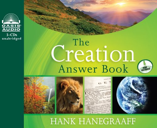 9781609815301: The Creation Answer Book (Library Edition)