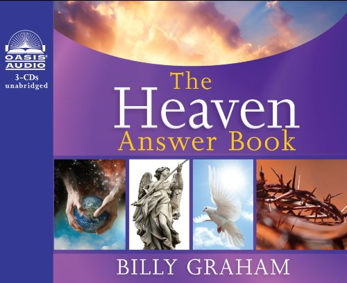 The Heaven Answer Book (Library Edition): Graham, Billy