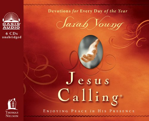 9781609815837: Jesus Calling (Library Edition): Enjoying Peace in His Presence