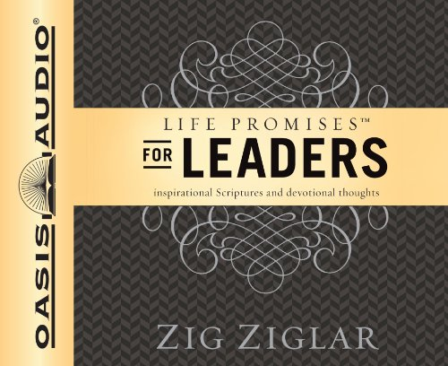Life Promises for Leaders (Library Edition): Inspirational Scriptures and Devotional Thoughts: ...