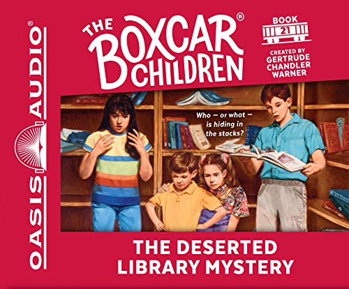 9781609817077: The Deserted Library Mystery (Library Edition) (The Boxcar Children Mysteries)